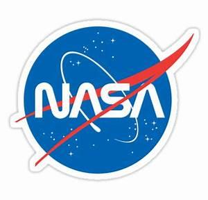 """NASA Future Retro"" Stickers by Havran | Redbubble"