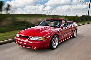1994 Ford Mustang Cobra Pace Car Is Breaking All The Rules