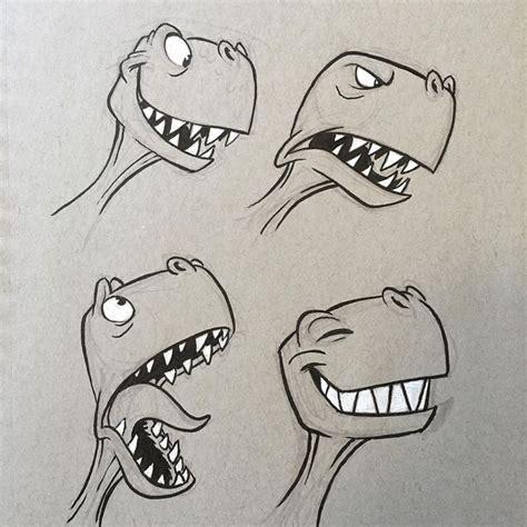 dino dinosaur trex cartoon animation