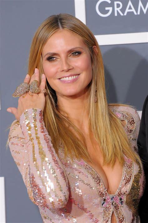 Heidi Klum Butterfly Ring Looks Stylebistro