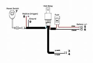 General Installation Guide For Wiring Relay Harness With