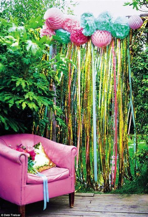 Garten Dekoration Diy by Diese Diy Gartenparty Deko Gibt Deiner Sommerfeier