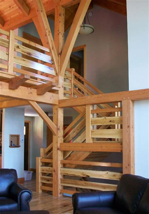 timber frame stairs  energy works