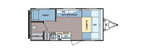2013 coleman travel trailer floor plans 2013 coleman expedition lt cts16bh travel trailer chubbuck