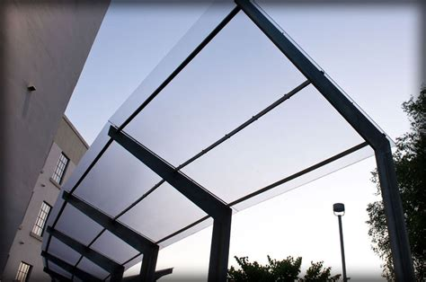 dac architectural glass canopies translucent awnings