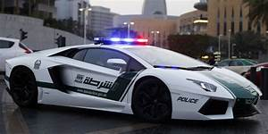 Amazing Dubai supercars police - Business Insider