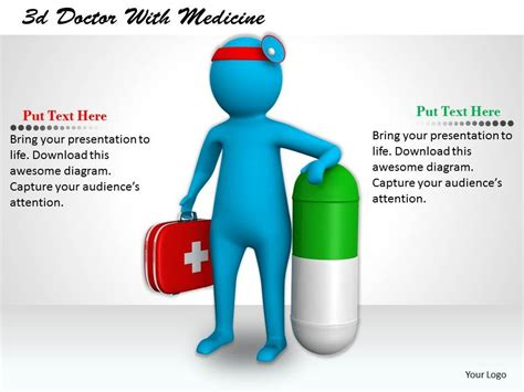 doctor  medicine  graphics icons powerpoint