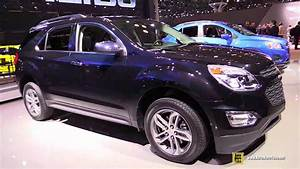 Chevrolet Equinox 2017 review, price, redesign, changes