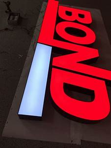 25 best ideas about acrylic letters on pinterest laser for Cheap channel letter signs
