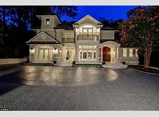 Inside the $29m Atlanta 'party mansion' complete with an