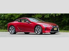 First Drive Lexus LC500 Sport Coupe Consumer Reports