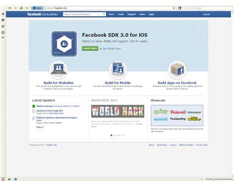 Using Facebook Login In Asp.net Application