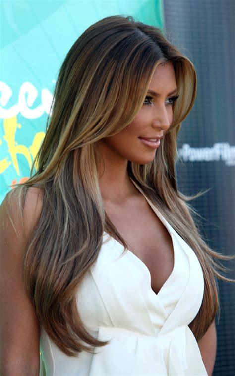 Kim Kardashian Style: Kim Kardashian Hair Style