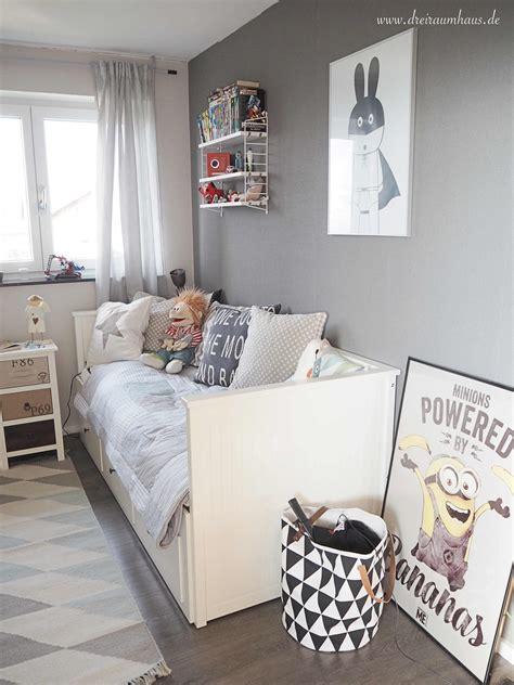 Ikea Hemnes Bett Kinderzimmer by Kinder R 228 Ume D 252 Sseldorf Zu Besuch Auf Luca S Roomtour
