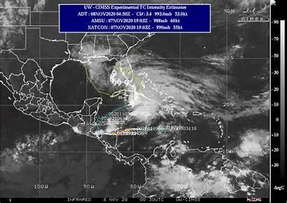 Eta Tormenta Florida Tropical Impacta Cuba Llegada