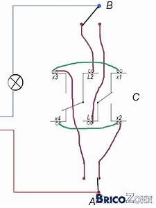 Cabler Un Va Et Vient : transformer un double va et vient en permutateur ~ Voncanada.com Idées de Décoration