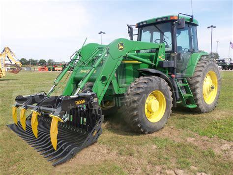 digga mm tractor grapple bucket southern tool equipment  earthmoving machinery
