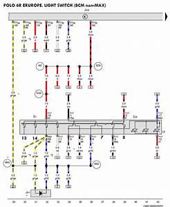 Vw Polo Headlight Switch Wiring Diagram