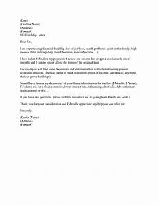 best photos of sample foreclosure hardship letters With example hardship letters for loan modification