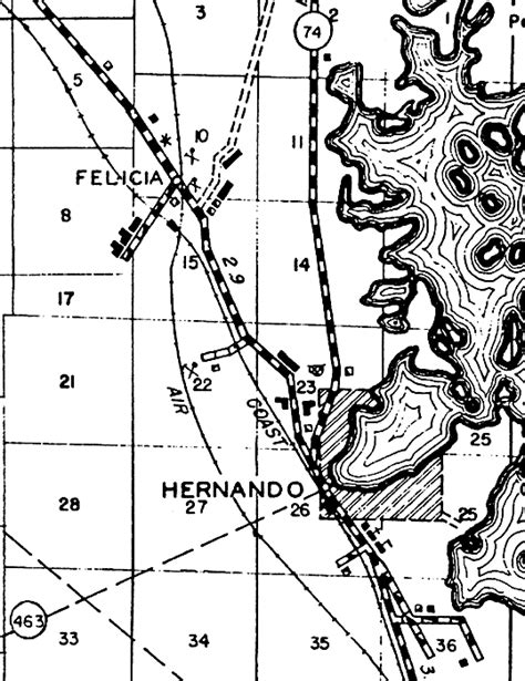 Hernando, 1936