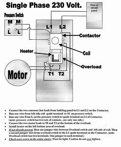 Ge Single Phase Air Compressor Motor Wiring Diagram