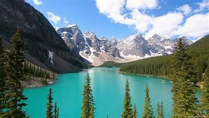 Lakes Mountains Landscapes Nature Wallpapers Desktop Landscape