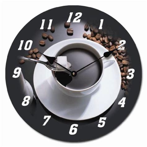 horloge de cuisine originale horloge de cuisine 20 jolis modèles pour une décoration