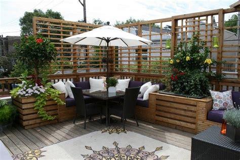 kletterpflanzen balkon balkon sichtschutz holz balkonbilder rankgitter kletterpflanzen zuhause dekor ideen