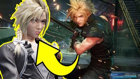 Final Fantasy Vii Remake Leak Everything We Learned