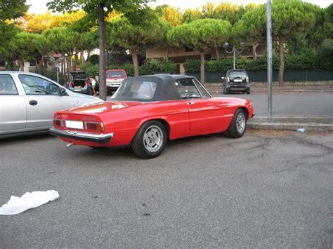 Alfa Romeo Spider Wheels by Restored Alfa Spider Type 2 Circa 1970 Updated Wheels