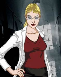 Dr. Harleen Frances Quinzel, M.D Arkham Asylum ID Badge ...