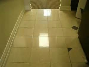 polished porcelain tile installed by b h tile and stone