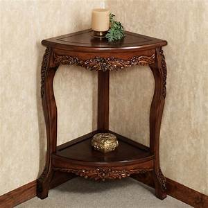 corner accent table white : Various Options for Corner