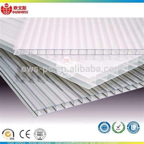 lexan polycarbonate sheet price for heat resistant