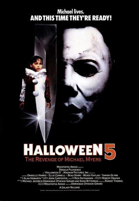 Donald Pleasence Halloween 4 by Naptown Nerd Halloween 5 The Revenge Of Michael Myers 1989