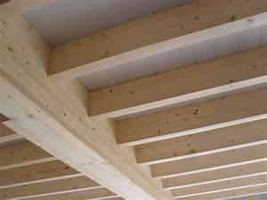 Lit Maison Bois : delightful tete de lit lambris 12 maison ossature bois 2 ~ Premium-room.com Idées de Décoration