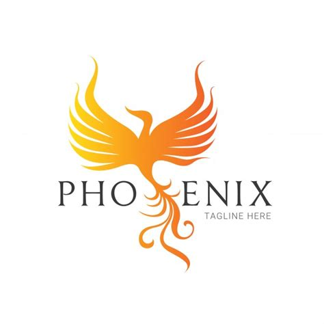 Download free vector of hand drawn vintage phoenix vector bird about phoenix, wings, animal, antique and artwork 2647442. Phoenix logo, Eagle and bird logo symbol. Vector logo ...