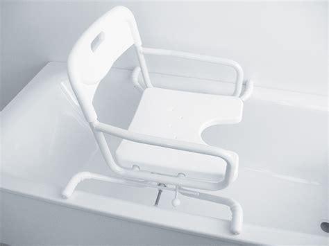 sedie per vasca da bagno per disabili sedia girevole per vasca