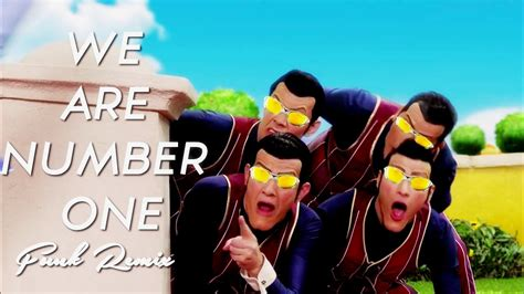 We Are Number One But It's A Funk Remix