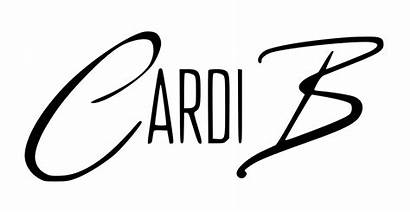 Cardi Svg Rapper Commons Pixels Wikipedia She