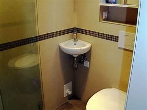 3 Qm Bad Einrichten : duschbad auf 1 2 quadratmeter bad 051 b der dunkelmann ~ Markanthonyermac.com Haus und Dekorationen