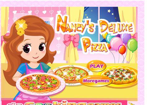 les jeux cuisine les jeux de cuisine pizza 28 images recettes de pizza de cuisine d enfants nutrition jeux de
