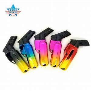 Elite Jet Gun Torch Lighters 20 Bulk Pack
