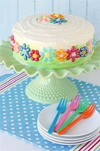 Jelly Belly Flower Cake – Glorious Treats