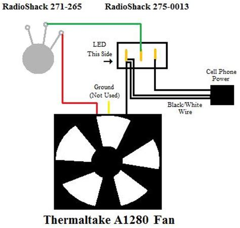 Pc Cooling Fan Wiring Diagram by My Stirplate Cheap And Easy Build Page 5