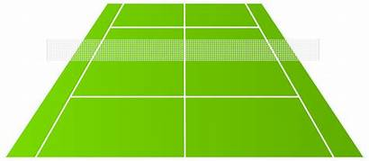 Tennis Court Clip Clipart Yopriceville Library Pngio