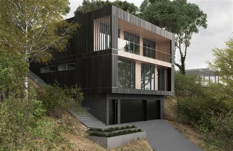 home design building blocks sloping block house designs sloping block builders architects