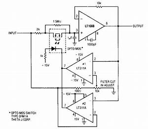 Build A Low Pass Filter Circuit Diagram