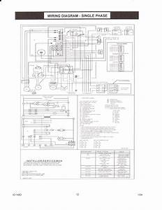 Hanging Furnace Wiring Diagram Janitrol