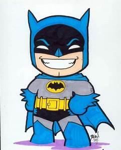 Batman Chibi!! | kawaii my brains out | Pinterest